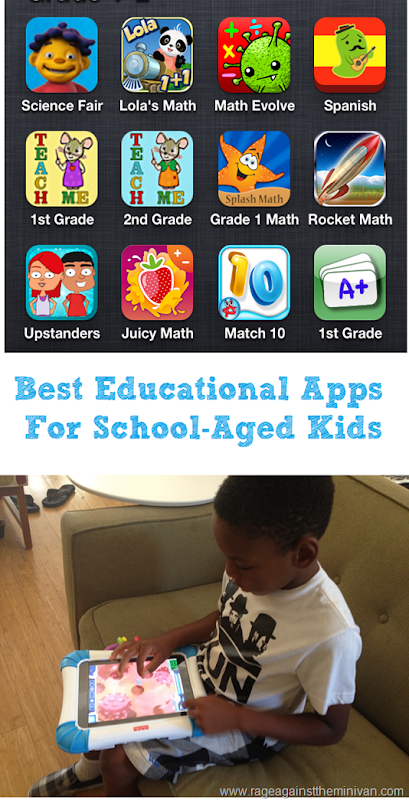best education apps for school-aged kids : Rage Against The