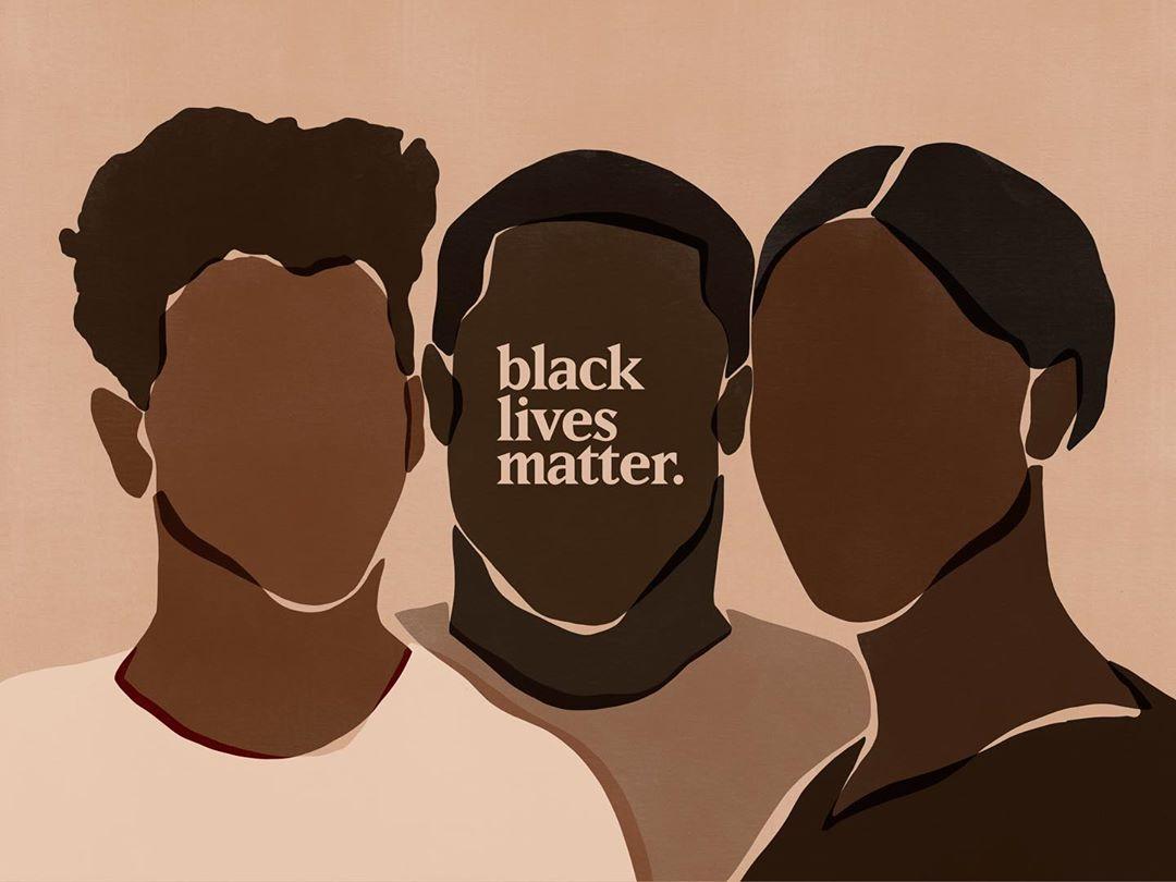 black lives matter by sacree_frangine