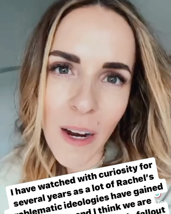 GIRL, DO THE WORK: THE INEVITABLE FALLOUT OF RACHEL HOLLIS'S PROBLEMATIC IDEOLOGIES